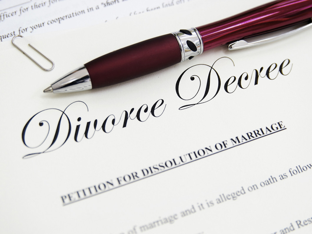 DIVORCE (Dissolution of Marriage)